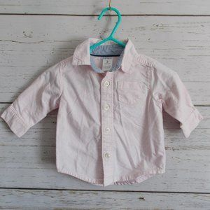 Boy's Button-down Shirt